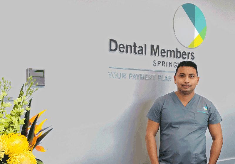 principal dentist