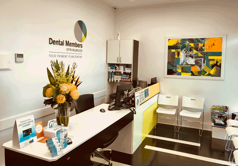 dental members springwood office